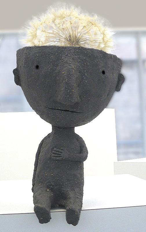 """Exposition au CINE de Bussierre : """"Même pas drôle"""" Gravures et céramiques de Christian Voltz"""