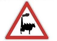 Manifestations contre la ferme usine des 1000 vaches
