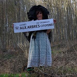 Plus qu'une journée internationale, nous voulons des forêts !