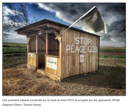 GCO, golf de la Sommerau : la tentation de la « ZAD »