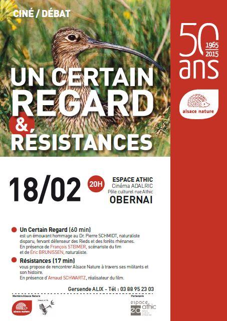 Ciné-débat 50 ans d'Alsace Nature – mercredi 18 février à Obernai