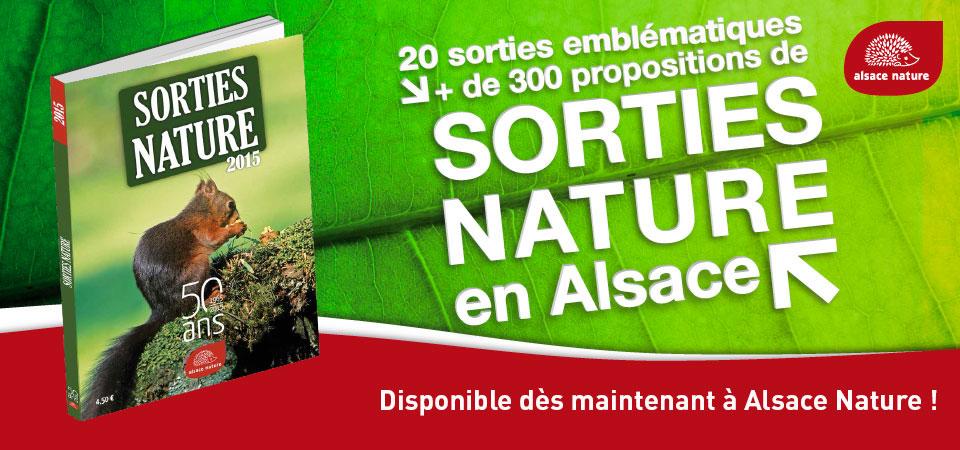 Sorties Nature 2015 – Spécial 50 ANS
