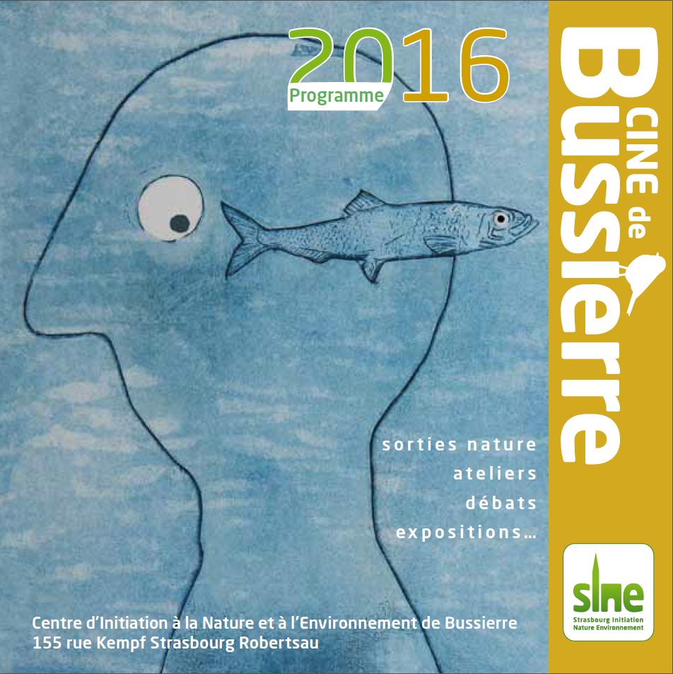 Programme 2016 du CINE de Bussiere