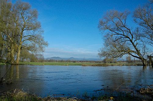 Les inondations de printemps ? Rien d'anormal !