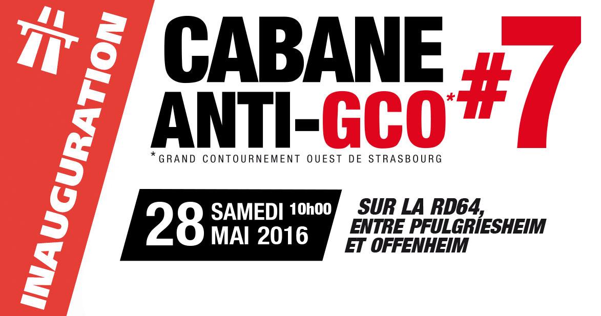 28 mai 2016 : convergence de 3 villages pour l'inauguration de la cabane#7