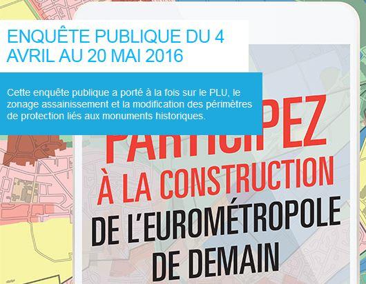 Contribution d'Alsace Nature à l'enquête publique sur le PLU de l'Eurométropole