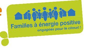 """Du 15 nov 2016 au 30 avril 2017, participez au défi : """"Familles à énergie positive"""""""