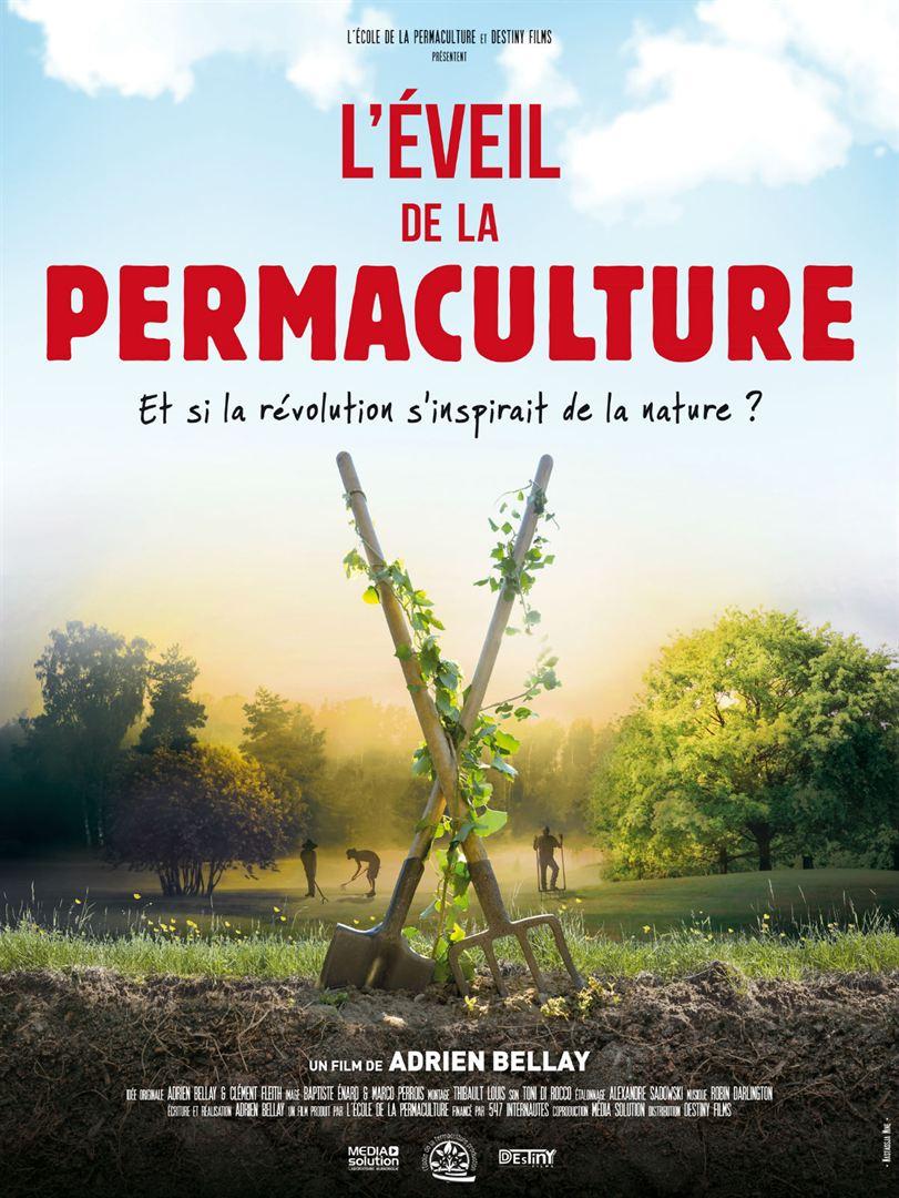 """[CINE-DEBAT] """"L'EVEIL DE LA PERMACULTURE"""" EN ALSACE"""