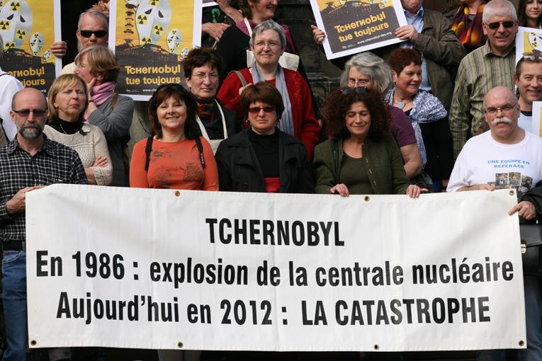 22 AVRIL – Commémoration du début de la catastrophe de Tchernoyl