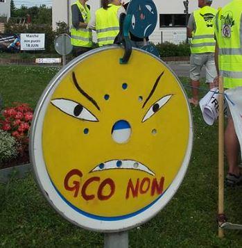 GCO : toujours mobilisés !