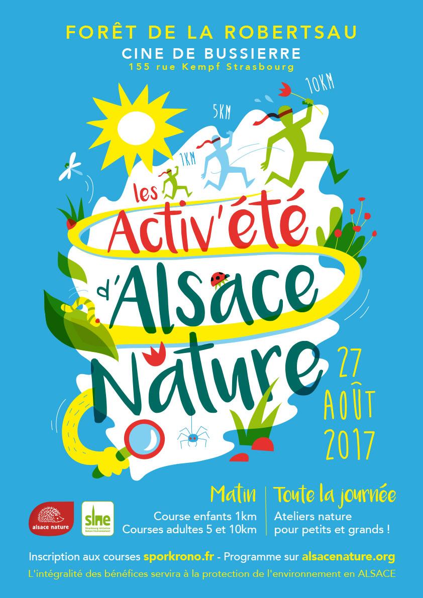 [Communiqué] Les Activ'été d'Alsace Nature