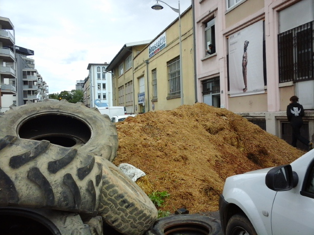 [communiqué] Déversement de déchets devant les locaux d'Alsace Nature : stop aux méthodes de voyous