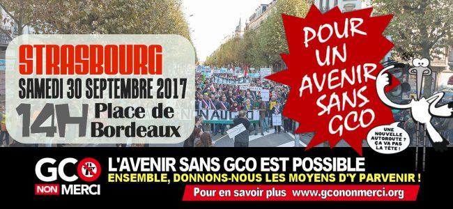 [mobilisation] 30 sept. 2017 : Manifestation pour un avenir sans GCO