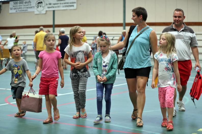 """""""Les Enfants de Tchernobyl"""" recherche des familles d'accueil pour juillet 2018"""
