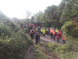 [COMMUNIQUE] GCO : Tentative de déboisement à Kolbsheim Dépôt de plainte
