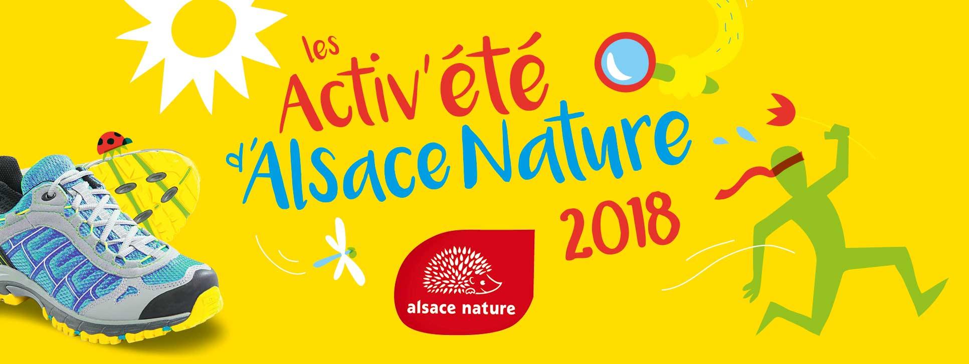 Les Activ'été : Courir pour la nature !