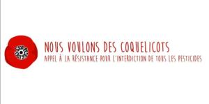 Rassemblement nous voulons des coquelicots @ place Broglie Strasbourg | Strasbourg | Grand Est | France