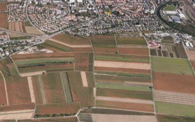 Pour la préservation de 22ha de terres près de Colmar : la lutte continue