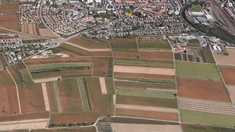 Sauver 22 ha de terres agricoles près de Colmar!