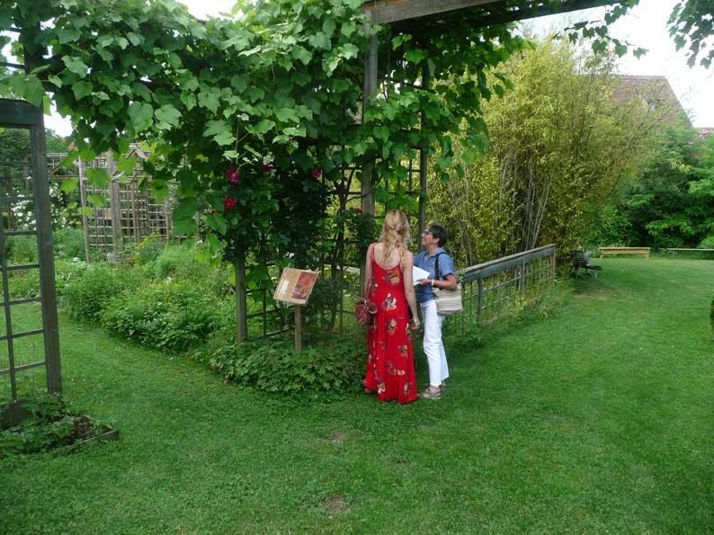 Un jardin philosophe