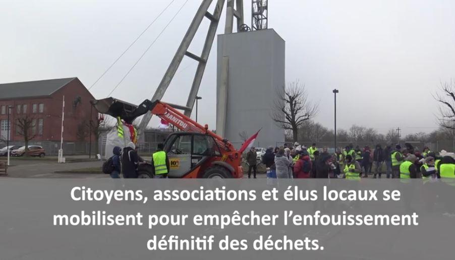 Stocamine : la rapporteure publique demande le rejet des arguments d'Alsace Nature et des autres requérants