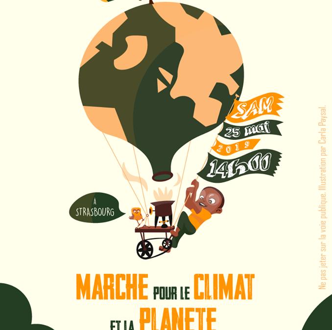Marche pour le CLIMAT – Strasbourg