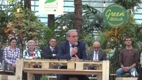 """Strasbourg bientôt """"capitale verte de l'Europe"""" ? ! Vraiment ?"""
