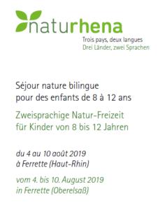 Séjour nature bilingue pour des enfants de 8 à 12 ans @ Ferrette | Ferrette | Grand Est | France