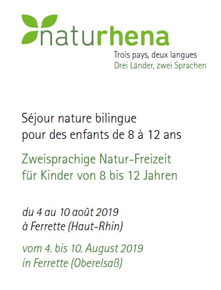 Séjour nature bilingue pour des enfants de 8 à 12 ans