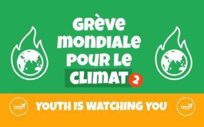 24 et 25 mai 2019 : MOBILISATION pour le CLIMAT et la BIODIVERSITE !