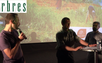 Permaculture : retour sur le ciné-débat organisé par ARBRES le 13 juin à Strasbourg
