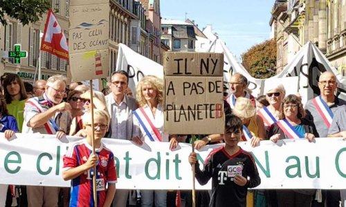[Tribune et pétition] Stoppons la construction du Grand contournement ouest de Strasbourg !