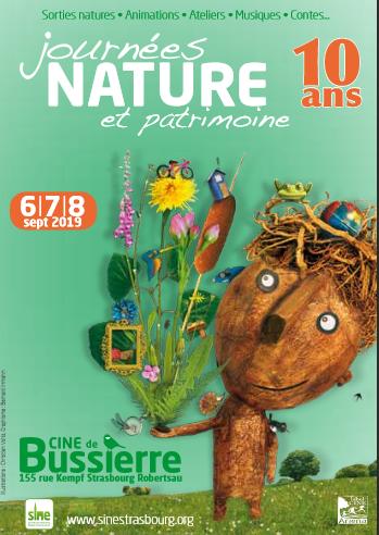 les Journées du Patrimoine nature – 10 ans !