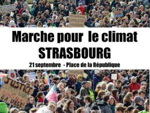 Marche pour le climat à Strasbourg @ Place de la République | Strasbourg | Grand Est | France