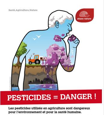 [conférence de presse] Alsace Nature rappelle sa position sur la Sortie des pesticides