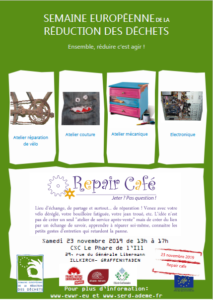 Repair' café @ phare de l'Ill, Illkirch Graffenstaden | Illkirch-Graffenstaden | Grand Est | France
