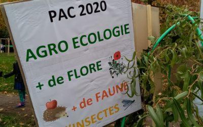 Retour sur  la manifestation «pour une autre PAC» du 22 octobre à Strasbourg