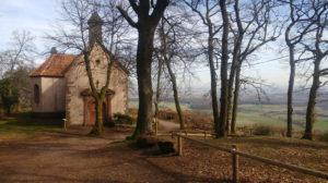 Haut-lieu énergétique du Mont Saint-Michel @ Départ covoiturage - La Renardière | Reichshoffen | Grand Est | France