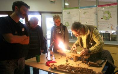 Beau succès pour le Repair Café à Illkirch