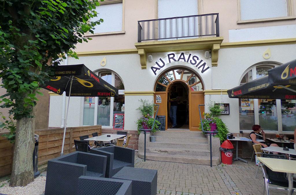 Gagnant-gagnant avec un repas bio-bon-local dans un restaurant de Reichshoffen