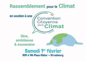 Rassemblement pour le Climat @ strasbourg | Strasbourg | Grand Est | France