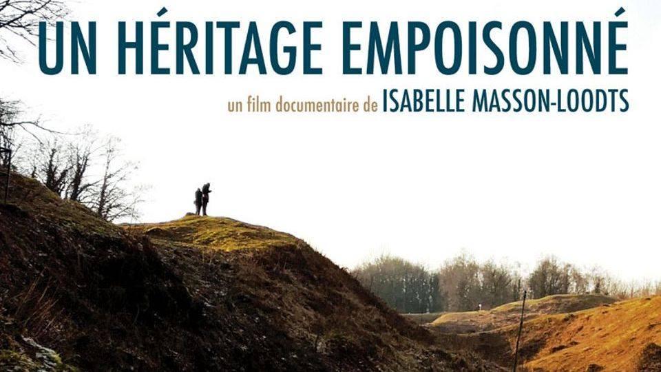 Projection du film documentaire Un héritage empoisonné le film d'Isabelle Masson-Loodts