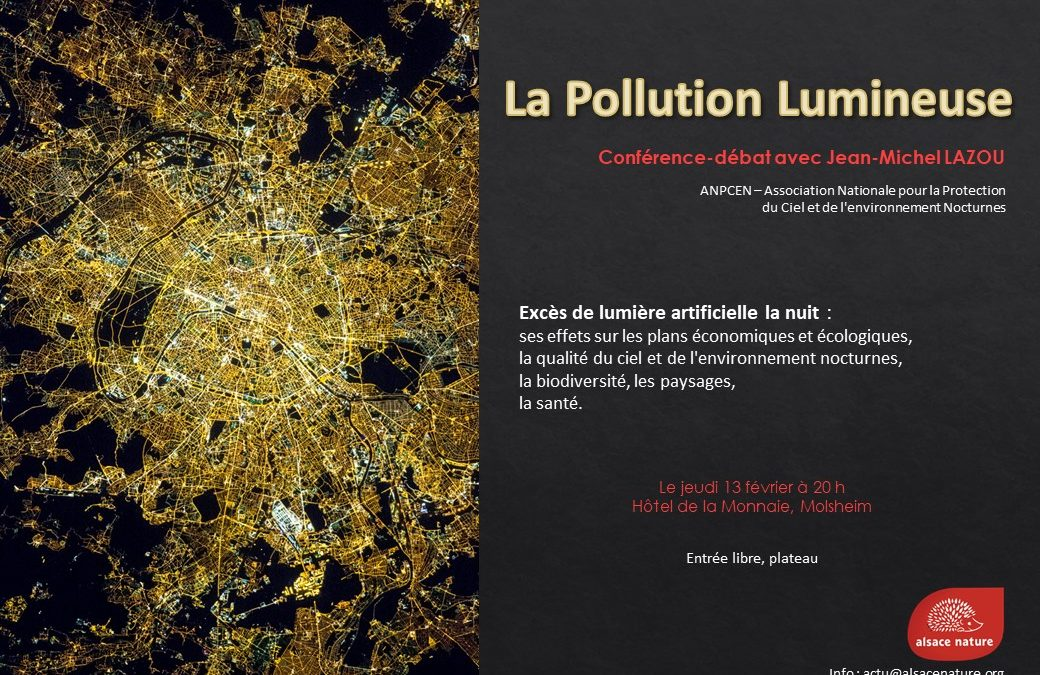 Pollution lumineuse