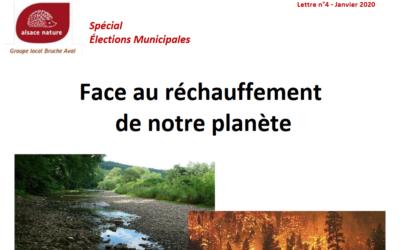 Le groupe local Bruche aval fait ses propositions pour les élections municipales