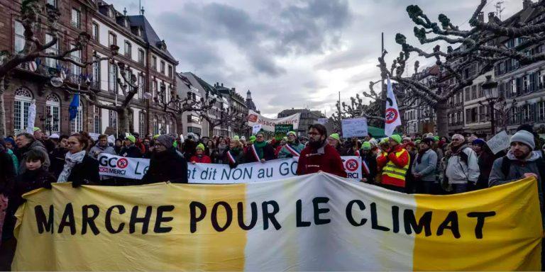 14 mars : MOBILISATION pour le CLIMAT à Strasbourg, Mulhouse, St-Louis