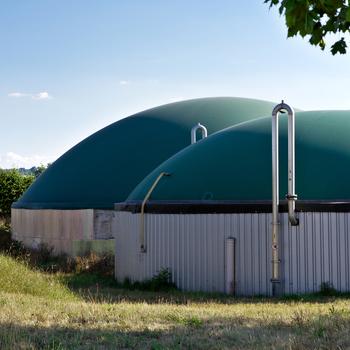 Le futur biométhaniseur de la Communauté de Communes de la Région de Guebwiller