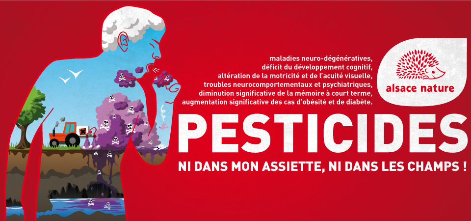 Consultation publique : pesticides et riverains