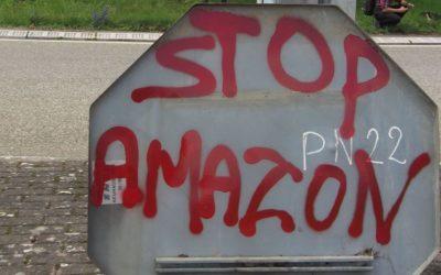 Appel à mobilisation : Amazon ou consorts, ni ici, ni ailleurs! – 30 janvier à Ensisheim