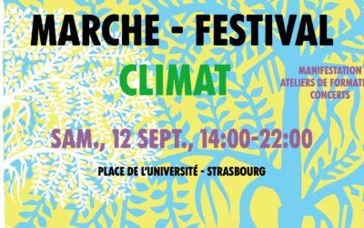 Marche et Festival pour le Climat