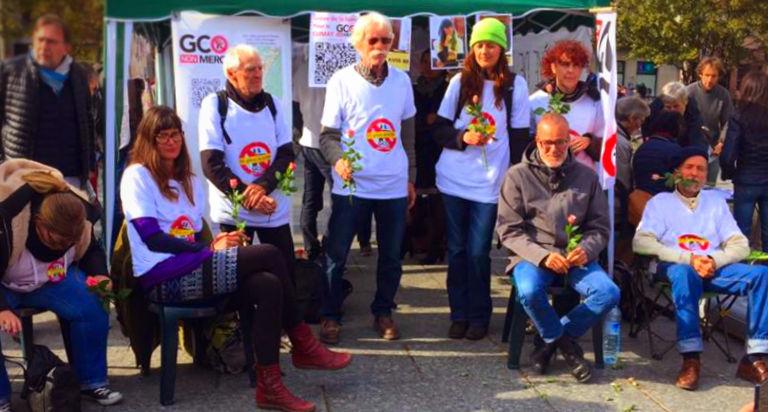 Il y a 2 ans, une grève de la faim contre le GCO